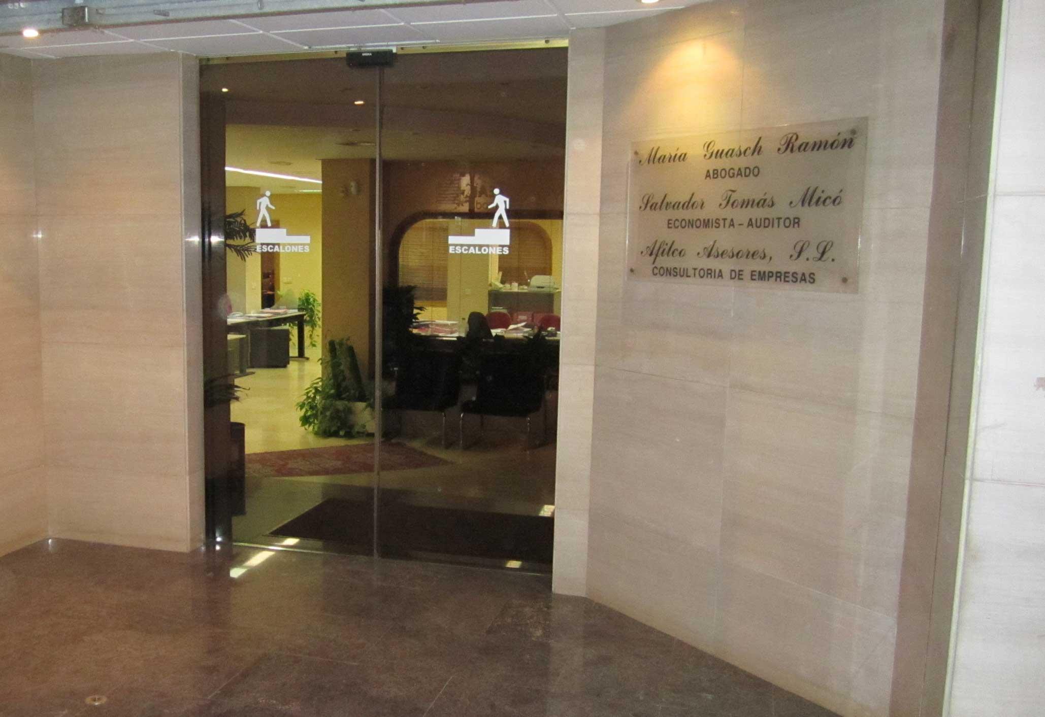 Despacho - Asesoría para empresas Valencia