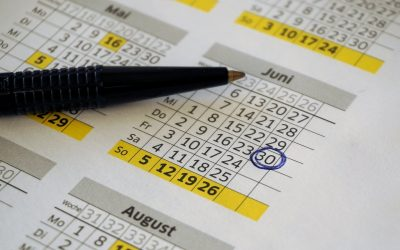 Calendario Fiscal 2020 para Autónomos